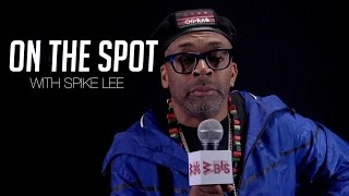 Spike Lee Answers Questions About