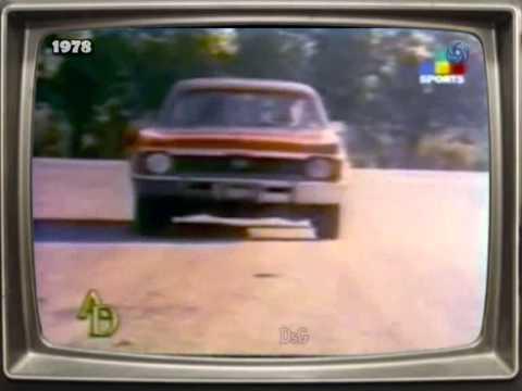 Publicidades Autos Antiguas Argentina Compilado 60s a 80s