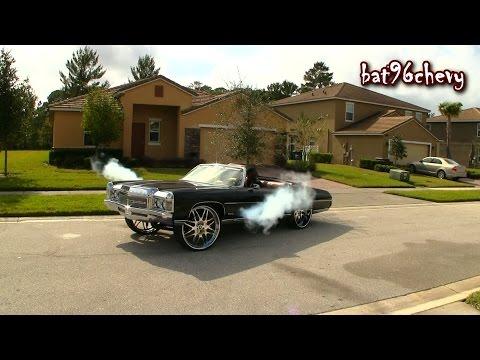 Z06 Donk FL Classic 2014 NEW Turbo d LS Motor BURNOUTS 50 MPH HD