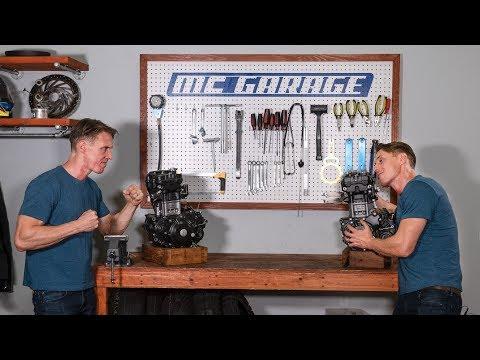 Xxx Mp4 Busting The Engine Break In Myth MC Garage 3gp Sex