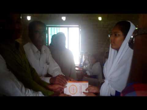 Quran Distribution at Majihat Maddhomik School, Kustia