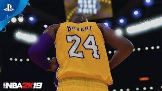 NBA 2K19 - Kobe 20th Anniversary MyTEAM Pack   PS4