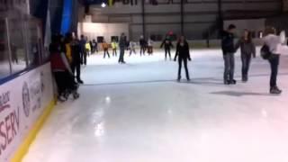 Tricks at planet ice