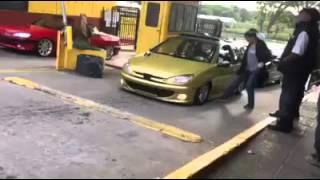 Autos al piso tuning