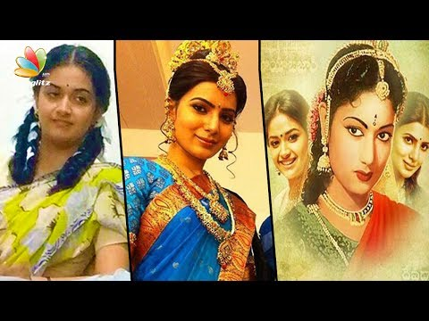 Xxx Mp4 Keerthi Suresh As Savitri Goes Viral Hot Tamil Cinema News Samantha In Biopic Movie 3gp Sex