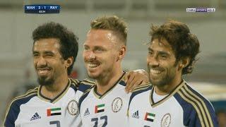 أهداف مباراة الوحدة الإماراتي 5-1 الريان القطري | دوري أبطال آسيا 2017 الجولة الخامسة