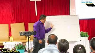 Grusade 14.08.2017. Rev. Dr. Tuan Peng Thang