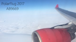 Flying to the North Pole with Airberlin