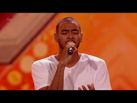 The X Factor UK 2015 S12E11 6 Chair Challenge - Guys - Josh Daniel Full Clip