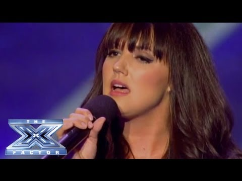 """Rachel Potter - Proves Her Point with """"Somebody to Love"""" by Queen - THE X FACTOR USA 2013"""