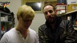 Interview mit der Band SIX (DeutschRock.TV)