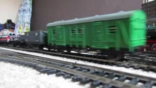 single shots: ROD 3000 class on a heavy goods train.