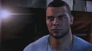 Mass Effect 3: James Vega Romance Complete All Scenes