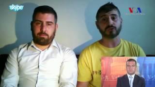 Elçilik Konutu Önünde Yaralanan Türkler Amerika'nın Sesi'ne Konuştu