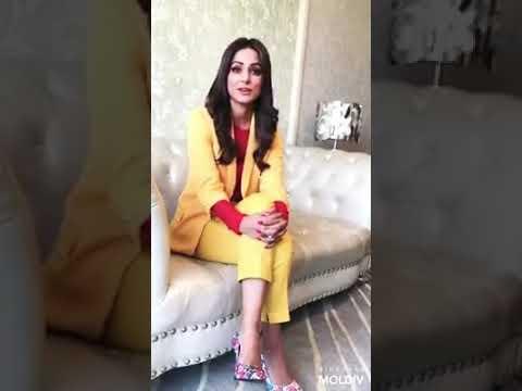 Xxx Mp4 Hina Khan Singing Song Of Baba Main Tere Manka Raazi Movie Aalia Bhatt 3gp Sex