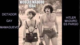 Nicolas Maduro Dictador Gay