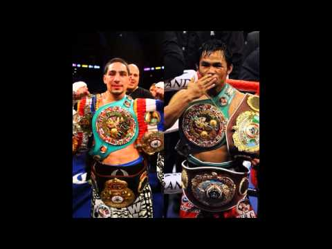 Manny Pacquiao vs Danny Garcia To End Cold War