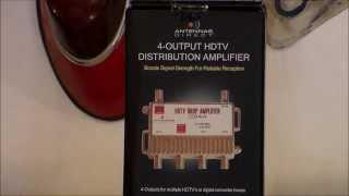 TV Antenna Booster - RustyGlovebox