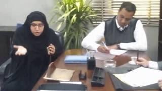 (كواليس تصوير) فيديو نادر عن الفنانة عبلة كامل والفنان أحمد عبد المجيد من قلب التصوير وبدون مونتاج