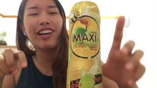 Maxi honey lime น้ำผึ้งมะนาวโซดา