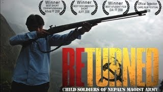 Returned: Child Soldiers of Nepal's Maoist Army Preview