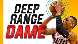 Damian Lillard Shooting Form | Deep Range Secrets