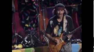 SANTANA (Sacred Fire) Live in Mexico 1993 Full dvd