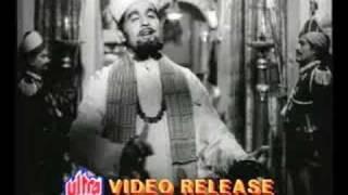 Zara Mann Ki Kiwadiya Khol (Kohinoor 1960)