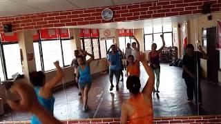 Meghnaa Magar  with Well Dance School
