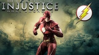 Injustice Chapitre -10- The Flash [FR]