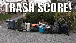 LOOK WHAT I FOUND IN THE TRASH! Trash Picking Ep. 135