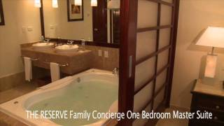 Paradisus Punta Cana - THE RESERVE Family Concierge1 Bd Master Suite w/ Jacuzzi Room Preview