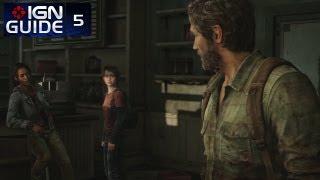 The Last of Us Walkthrough Part 05 -  Quarantine Zone: The Cargo