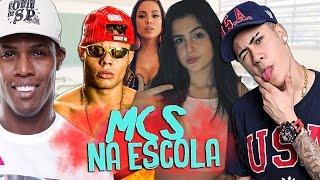 MC'S NA ESCOLA!  ( MC LAN, ANITTA, MC KEVINHO, MC KEKEL...)