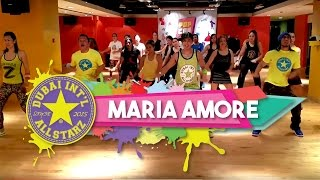 Maria Amore | Zumba® | Liviu Marin | Alfredo Jay