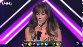 Samantha Jade: Where Have You Been - The X Factor Australia 2012 - Live Show 9, TOP 4 - Semi Final