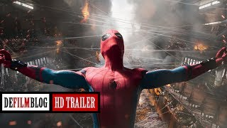 Spider-Man: Homecoming (2017) Official HD Trailer [1080p]