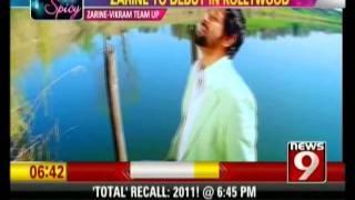 Vikram To Romance Zarine In Karikalan-Indiaecho.com