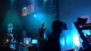 Amin Rostami- First concert in Tehran- اولين كنسرت تهران امين رستمى