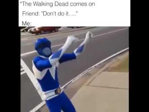 Xxx Mp4 Blue Ranger Dancing To Walking Dead 3gp Sex