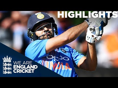 Xxx Mp4 Rohit Stars In Stunning Series Finale England V India 3rd Vitality IT20 2018 Highlights 3gp Sex