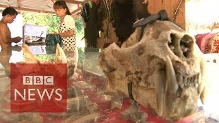 Undercover in Myanmar