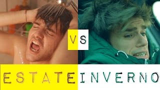 ESTATE VS INVERNO - Le Differenze - iPantellas