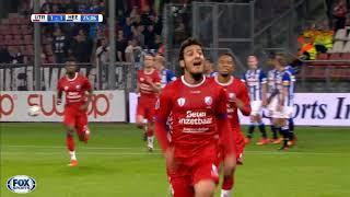 GOAL | Yassin Ayoub. FC Utrecht - sc Heerenveen 1 - 1