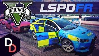 GTA 5 LSPDFR - The British Way #13 - Essex Police Evo Interceptor