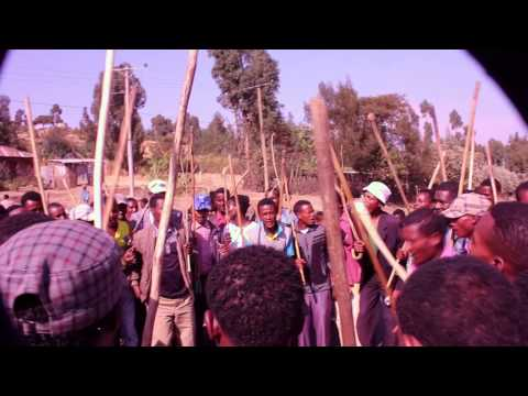 Dr Google rocking back home oromo traditional song 2014