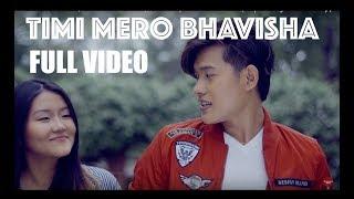 Timi Mero Bhavisha | Official Music Video | Sonam Topden feat. Meha Rai | Nepali Song 2017