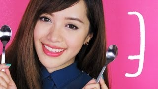3 Beauty Tips With a Spoon
