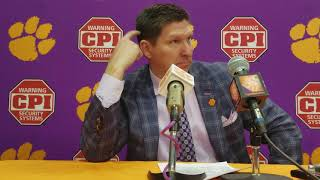 Brad Brownell post Notre Dame