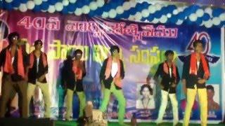 Sardar Gabbar Singh Song Performance by Uday Lakshman Bodapati